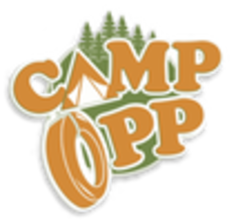 Camp OPP, Inc. logo