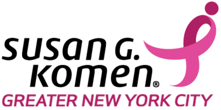 SUSAN G KOMEN GREATER NEW YORK CITY logo