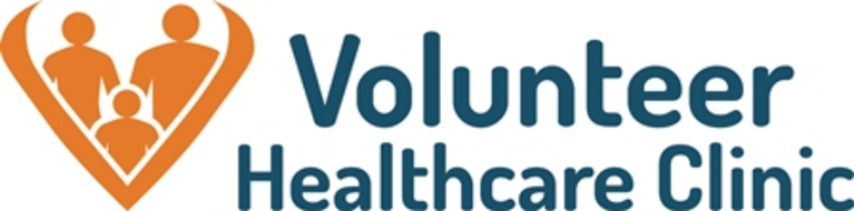 VOLUNTEER HEALTHCARE CLINIC logo