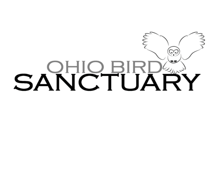 OHIO BIRD SANCTUARY logo