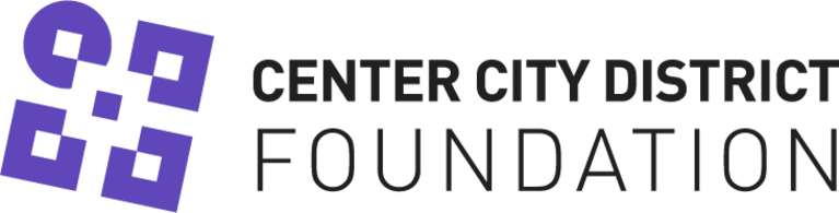CENTER CITY DISTRICT FOUNDATION logo