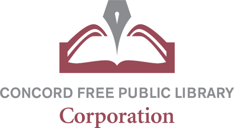 Concord Free Public Library Corporation logo