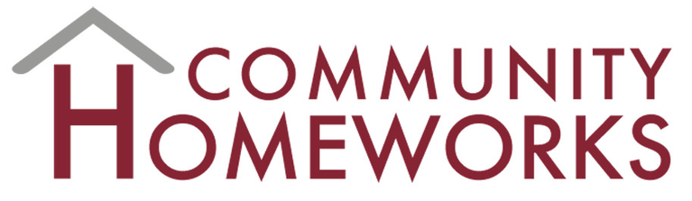 COMMUNITY HOMEWORKS logo