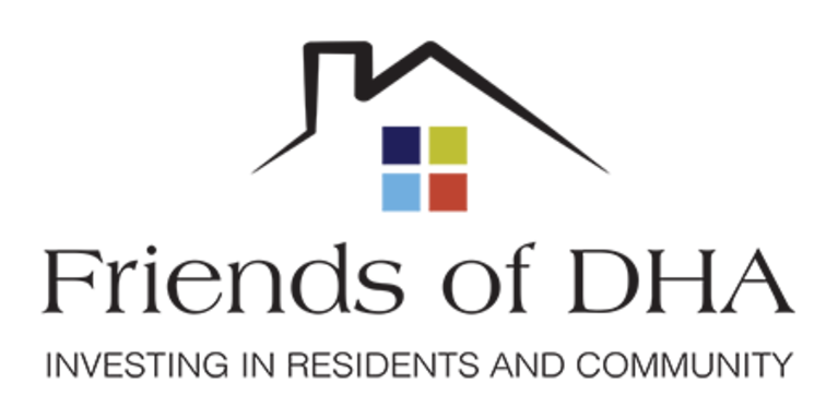 Friends of DHA logo