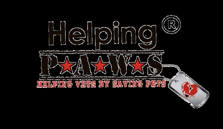 Helping Paws Foundation logo