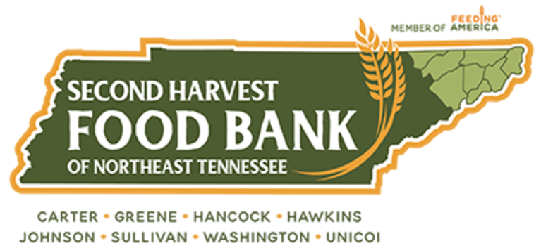 Second Harvest Food Bank of Northeast Tennessee, Inc. logo