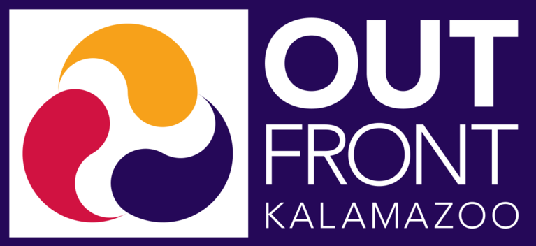 OutFront Kalamazoo logo