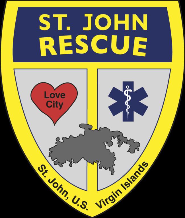 St John Rescue Inc logo