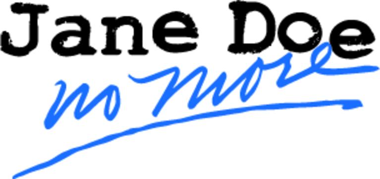 Jane Doe No More Incorporated logo