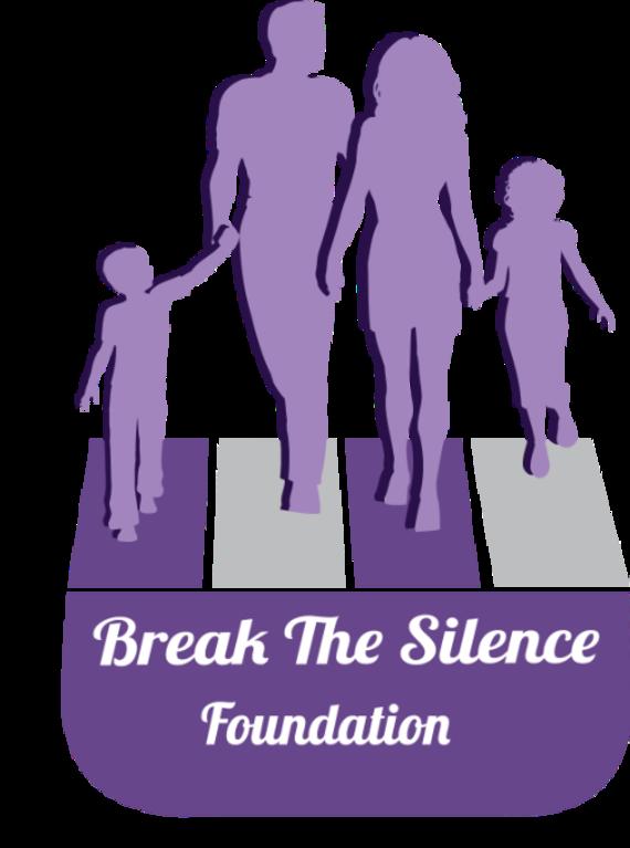 Break the Silence Foundation Inc NFP logo
