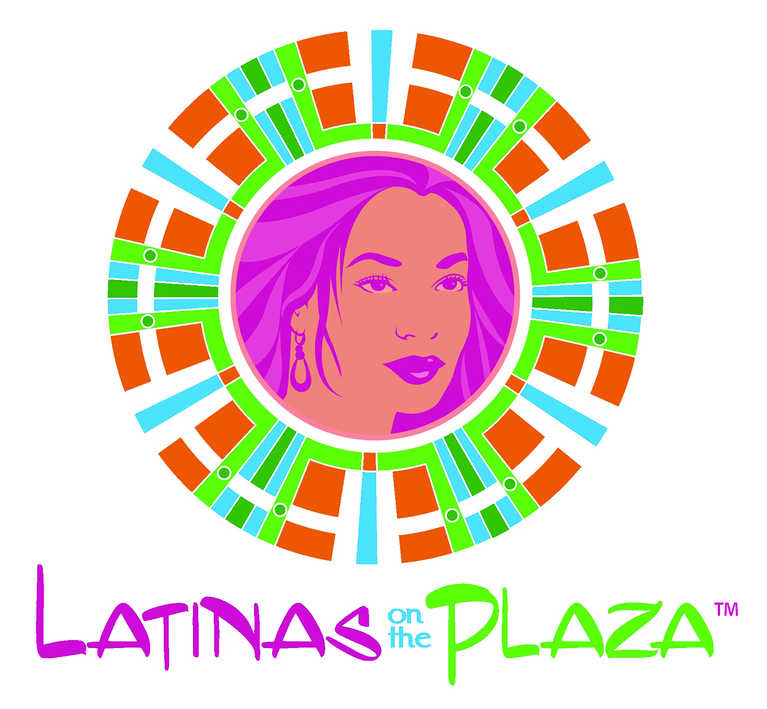 Latinas On The Plaza logo