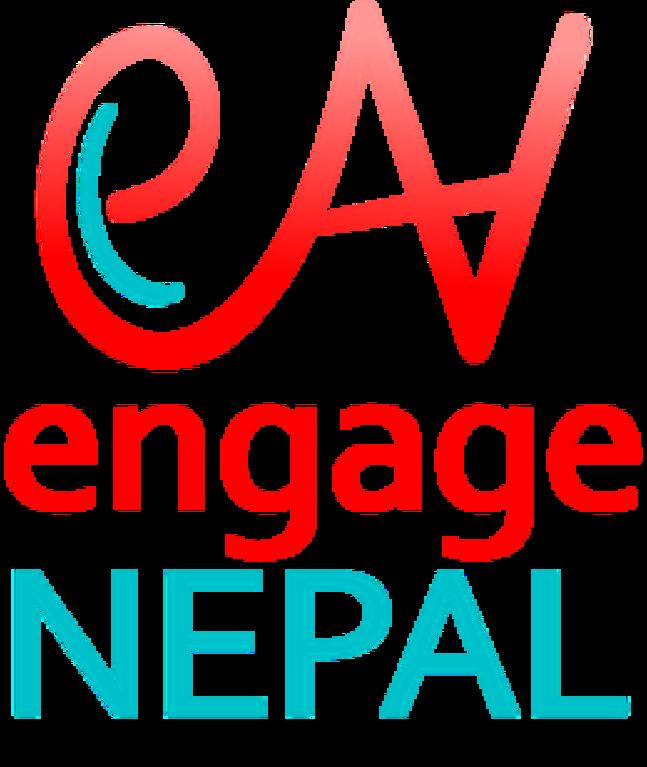 Engage Nepal logo
