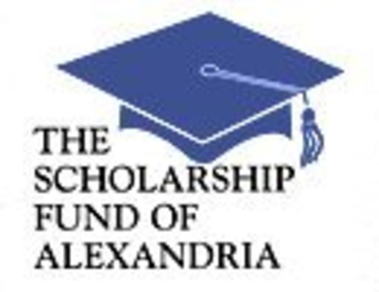 SCHOLARSHIP FUND OF ALEXANDRIA logo