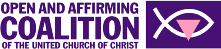 The Open and Affirming Coalition of the United Church of Christ logo