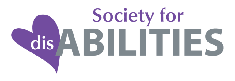 Society for Disabilities logo