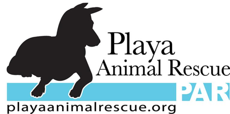Playa Animal Rescue logo