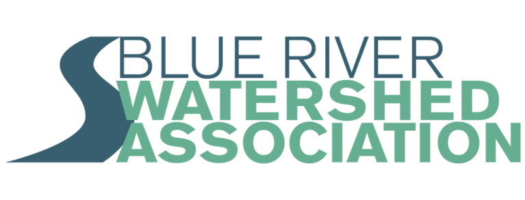 Blue River Watershed Association logo
