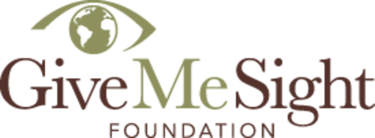 Give Me Sight Foundation logo