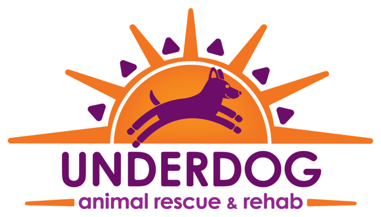 Underdog Animal Rescue and Rehab logo