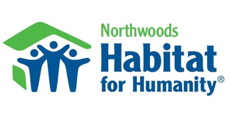 Northwoods Habitat for Humanity logo