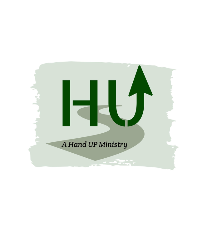 A Hand Up Ministry logo