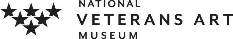 NATIONAL VETERANS ART MUSEUM logo