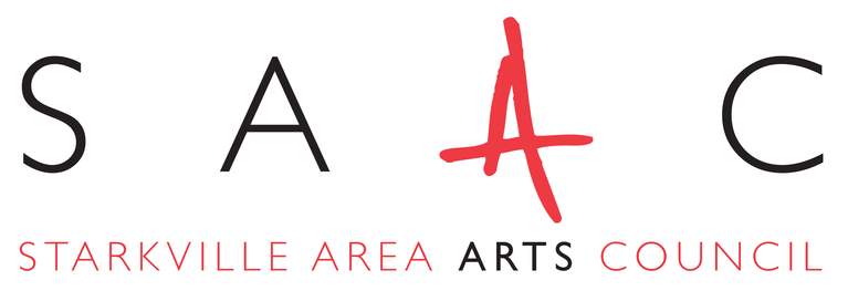STARKVILLE AREA ARTS COUNCIL logo