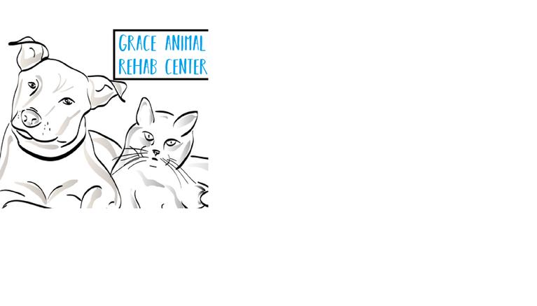 Grace Animal Rehabilitation Center Incorporate logo