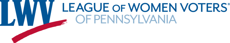 League of Women Voters of Pennsylvania logo