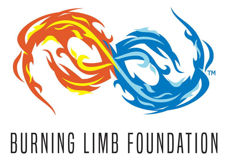Burning Limb Foundation logo