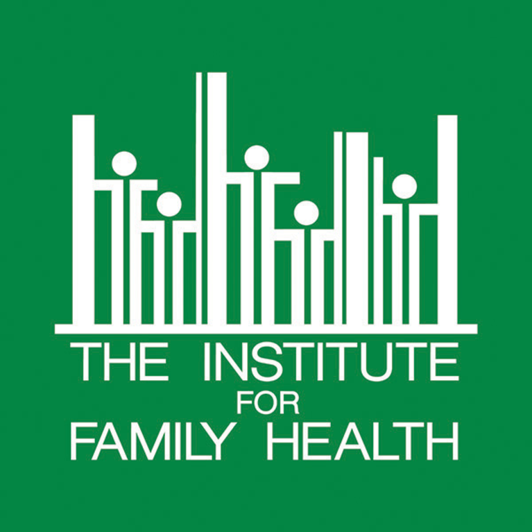 THE INSTITUTE FOR FAMILY HEALTH logo