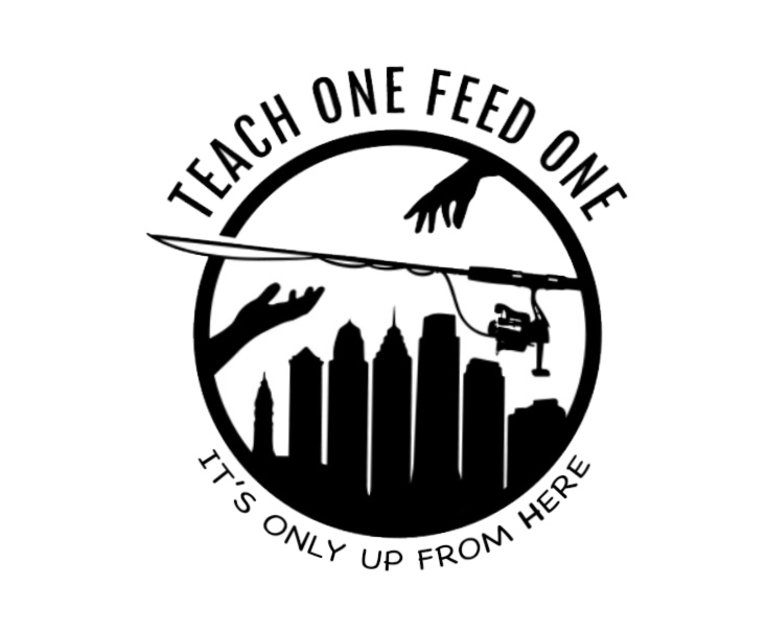 Teach One Feed One Inc logo