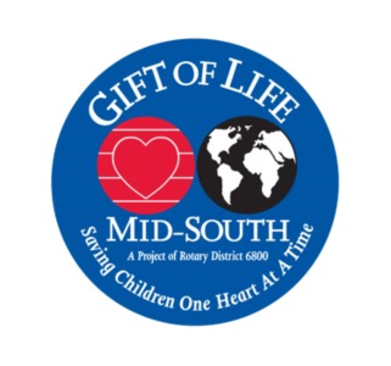 GIFT OF LIFE MID SOUTH INC