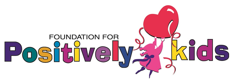 Foundation for Positively Kids logo