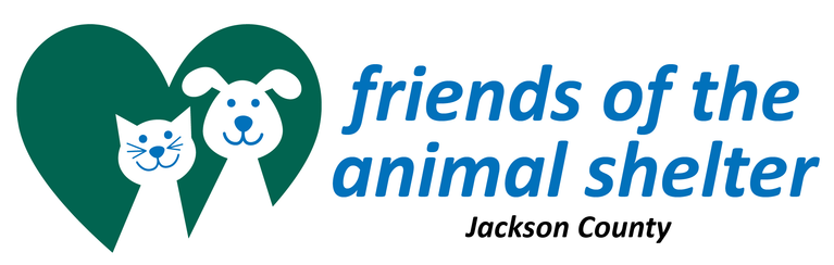 FRIENDS OF THE ANIMAL SHELTER logo