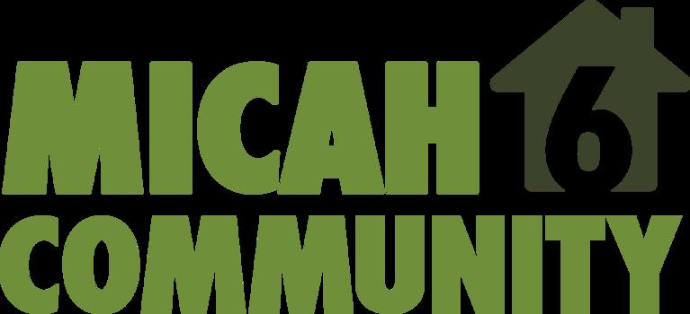 Micah 6 Community logo