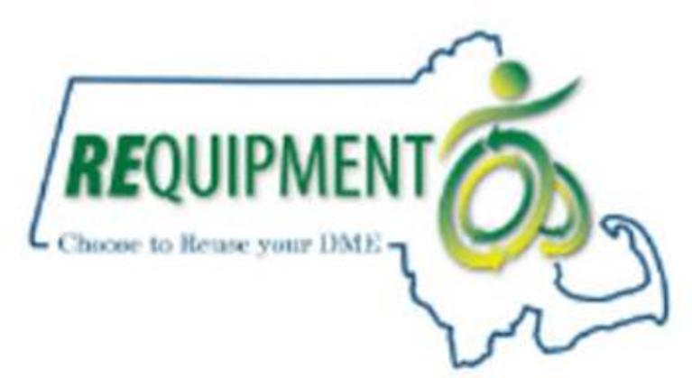 REquipment Durable Medical Equipment & Assistive Technology Reuse Program, Inc. logo