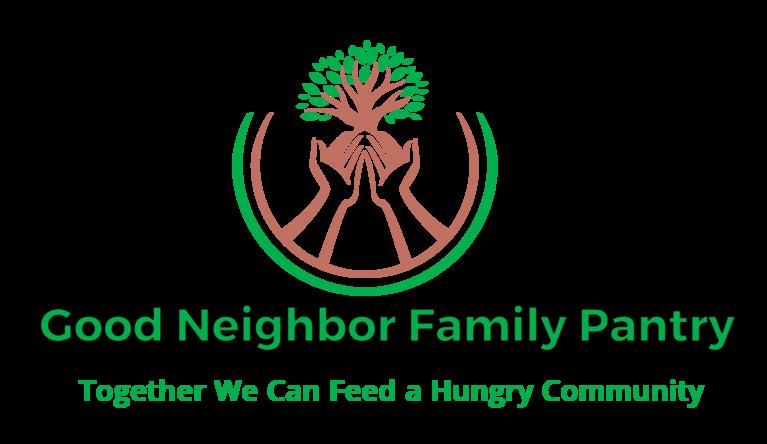 GOOD NEIGHBOR FAMILY PANTRY logo