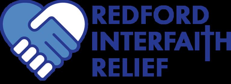 REDFORD INTERFAITH RELIEF logo