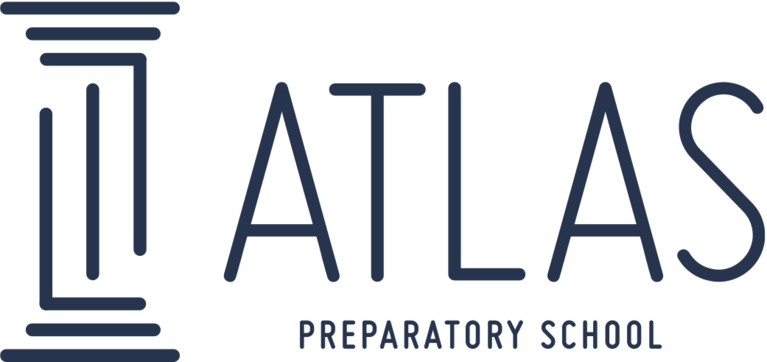 Atlas Preparatory School logo